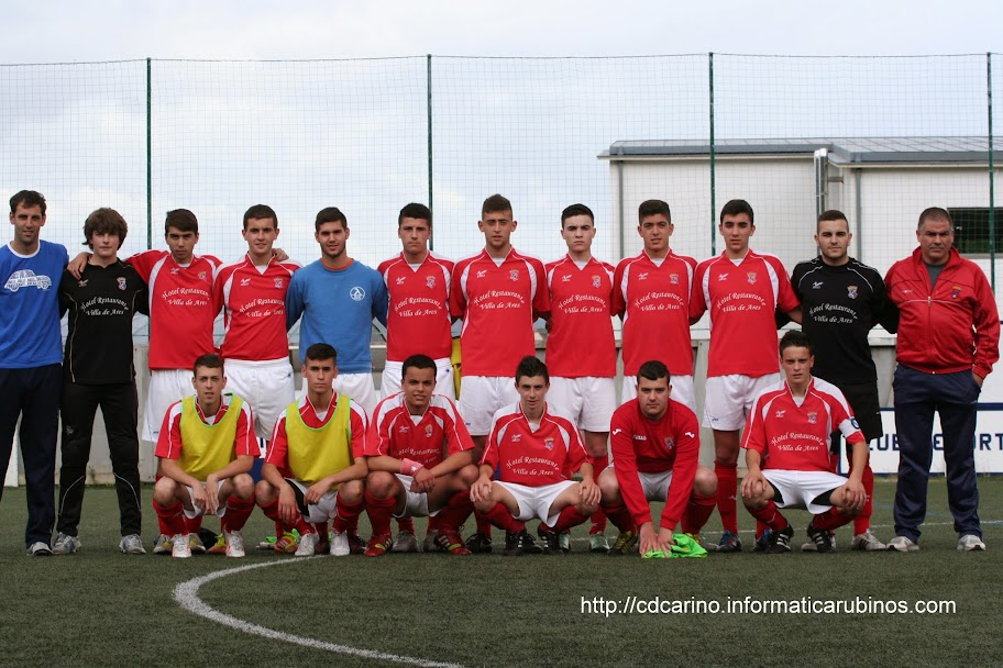 ADR Numancia. Ida Semifinal Copa Delegación de Ferrol. Cariño, 1- Numancia, 0. Municipal de Cariño. (Imágen cedida por CD Cariño)
