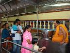 Prasadam distribution to public