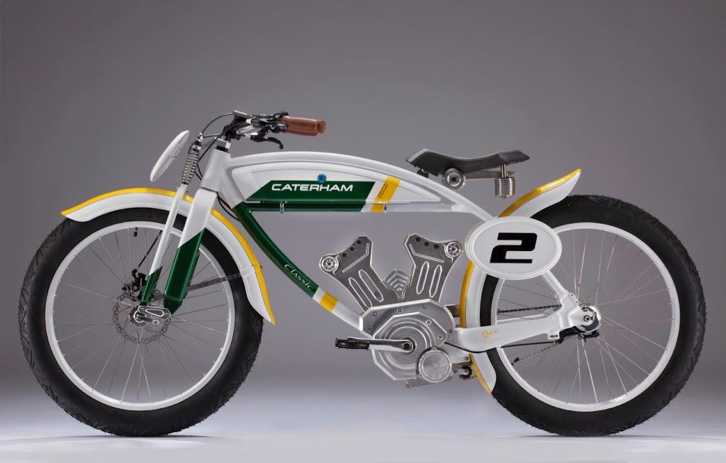 Caterham Classic e-bike 01