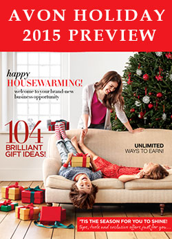 Avon Holiday Christmas Preview