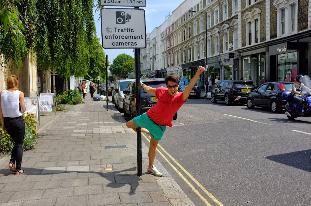 notting hill shopping walk - Westbourne Grove