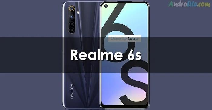 s merupakan smartphone berbasis Android kelas menengah  Realme 6s : Harga Terbaru 2021, Spesifikasi Lengkap, Review
