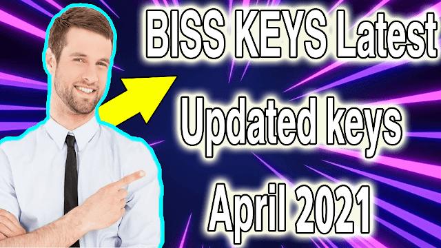 BISS KEYS Latest Updated keys April 2021