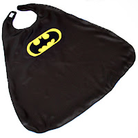 Batman cape by SweeterThanSweets