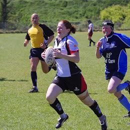 2011-05-01 Carrick Women's 10's - 2