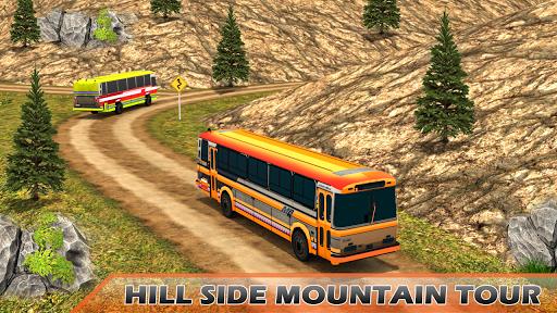 玩免費模擬APP|下載Offroad Hill Tourist Bus Drive app不用錢|硬是要APP