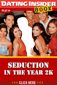 Cover of Dating Insider's Book Seduction In The Year 2k