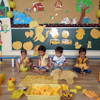 Yellow Colour Day (Playgroup) 08.07.2016