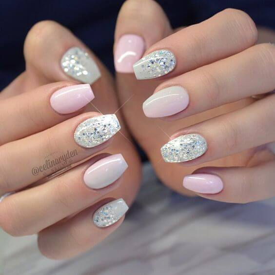 Simple And Cute Gel Nail Designs Spring 2019 6