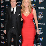 OIC - ENTSIMAGES.COM - Jockey AP McCoy and wife Chanelle at the  the BT Sport Industry Awards at Battersea Evolution, Battersea Park  in London 30th April 2015  Photo Mobis Photos/OIC 0203 174 1069