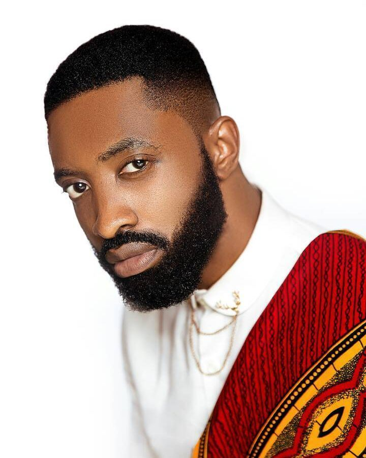 Ric Hassani's Father Dies (Photos)