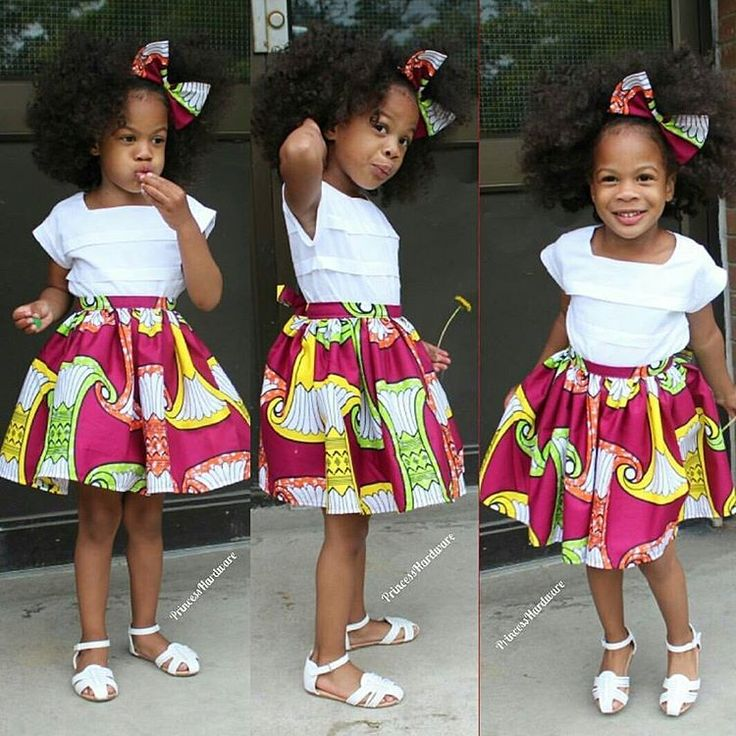 African Dress Styles For Kids How Make Your child LookSpectacular 1
