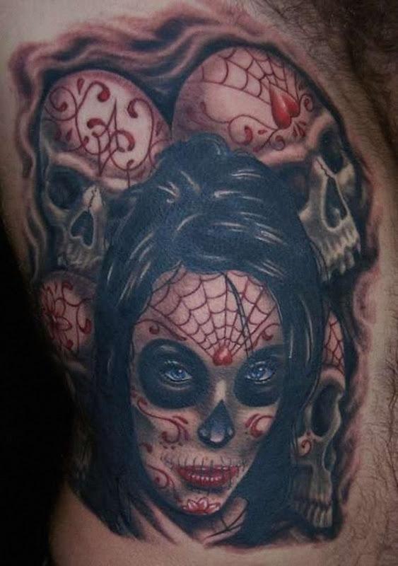 açcar_crnio_tatuagens_por_ron_antonick