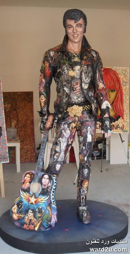 ابدعات فنية متعددة فى اعمال الفنان Cristiam Ramos