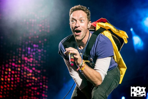 Coldplay-colombia