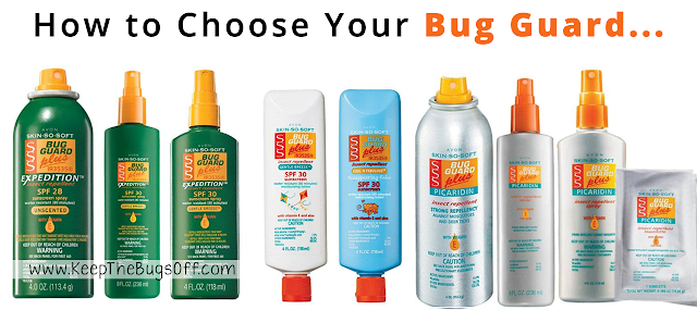 Skin So Soft Bug Guard