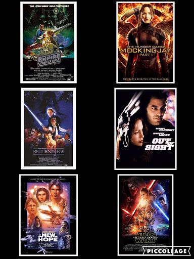 January's films