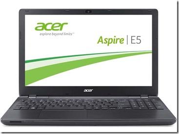 Acer Aspire E5-523 Notebook