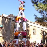 XII Trobada de Colles de lEix, Lleida 19-09-10 - 20100919_110_assaig_4d7_Colles_Eix_Actuacio.JPG