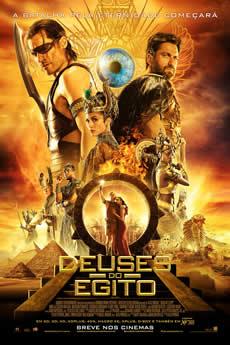Capa Deuses do Egito Torrent