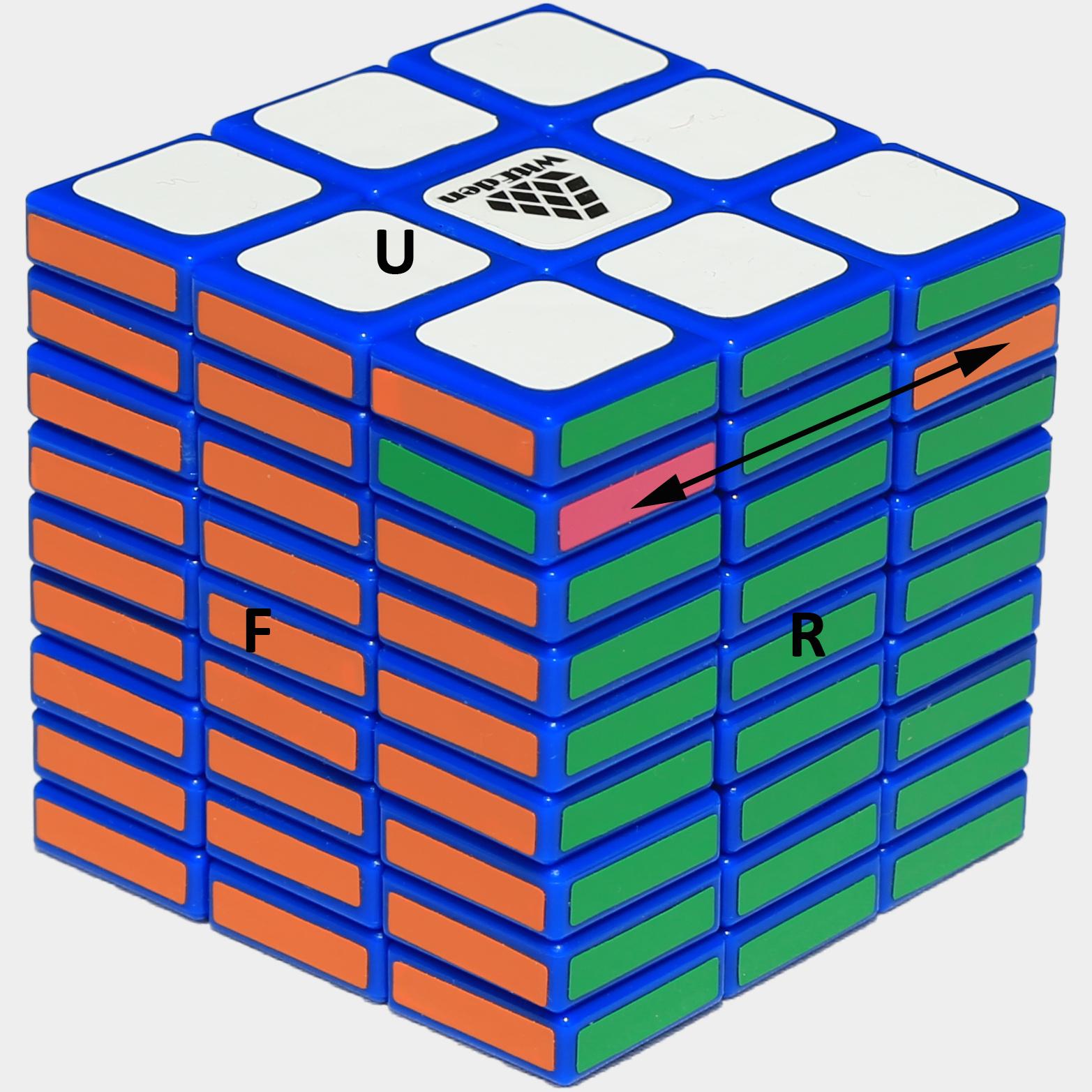 TwistyPuzzles com Forum • View topic - WitEden 3x3x9 v2 help!