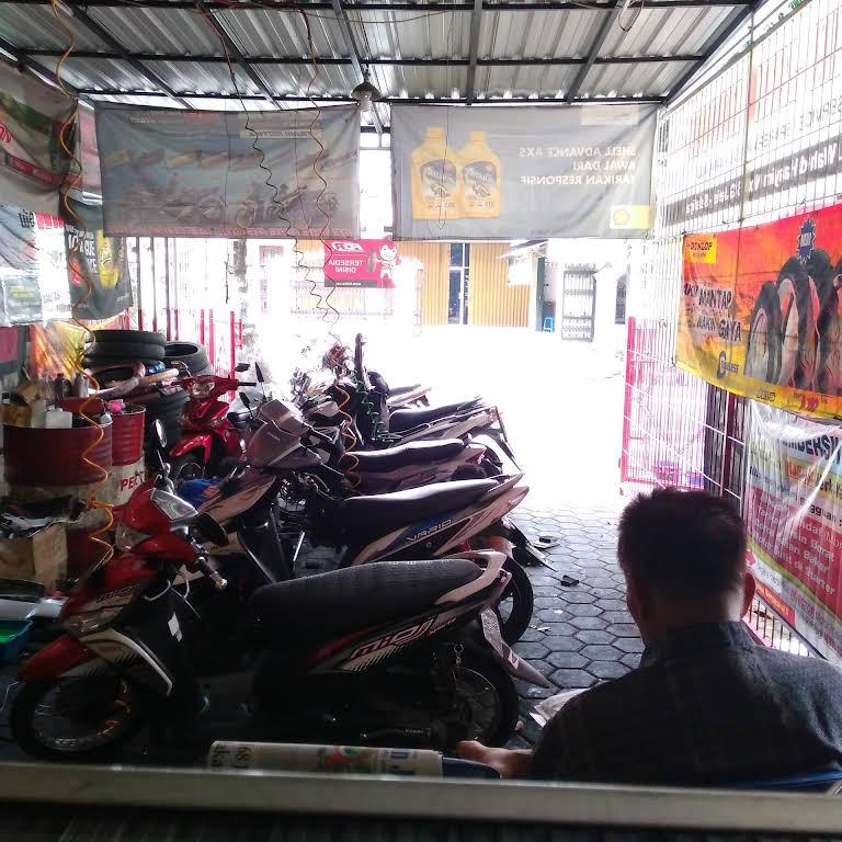 Win Jaya Motor Motorcycle Repair Shop