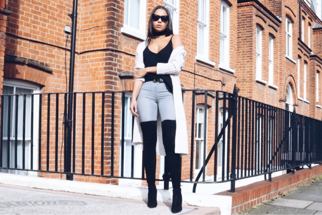 thigh high, fashion, over the knee, style, zara, asos, newlook, ootd, boots, zaraboots, thigh high boots,