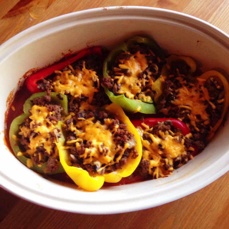 Stuffed Bell Peppers 3