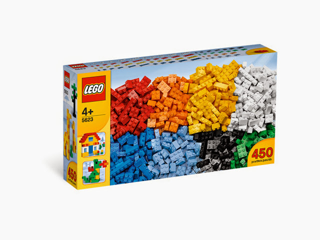 5623 レゴ キホンブロックL