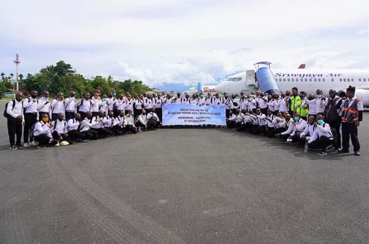 960 Orang Asli Papua Lulus Seleksi Bintara TNI Melalui Jalur Otsus