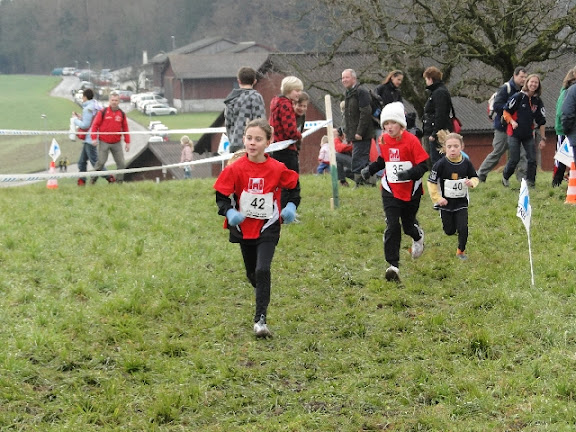 1. Lauf Jugendcross-Cup in Affoltern a. A.