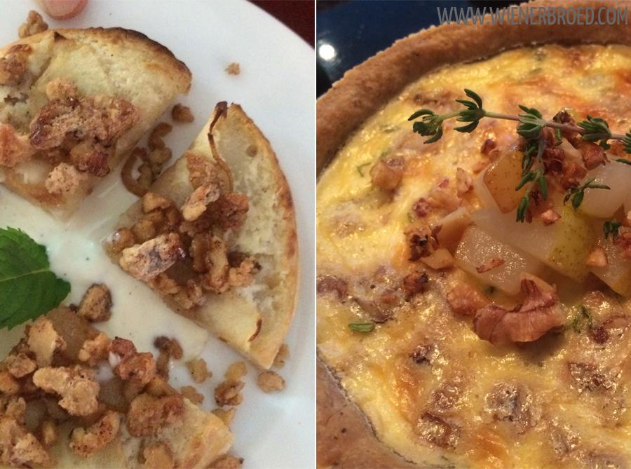 Walnuss-Karamell-Pie-Kekse mit Marzipan / Walnut caramel pie cookies with marzipan [wienerbroed.com]