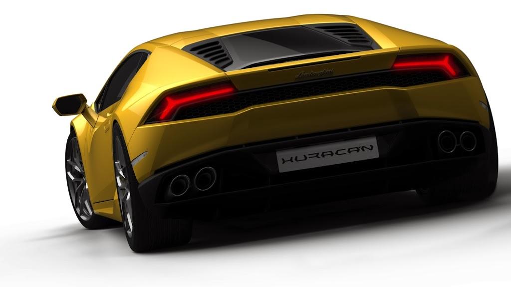 Lamborghini Huracan LP 610-4 14