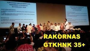 GTKHNK 35+ desak Jokowi terbitkan keppres angkat honorer jadi PNS tanpa tes