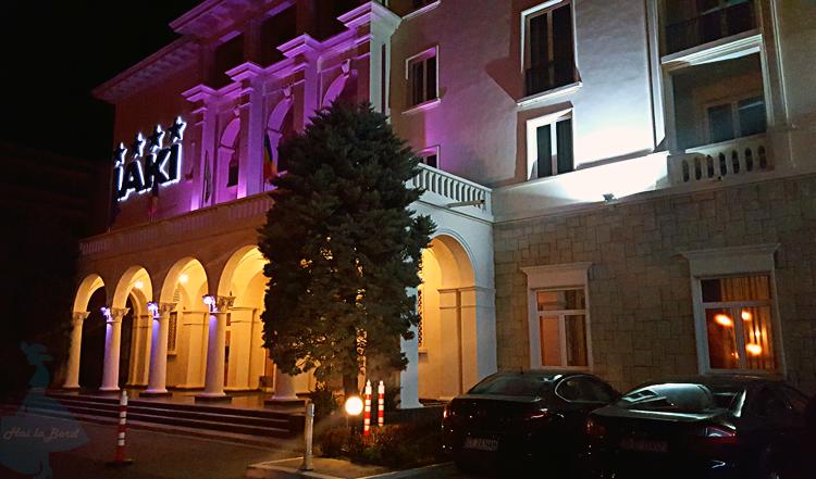 hotel iaki noaptea