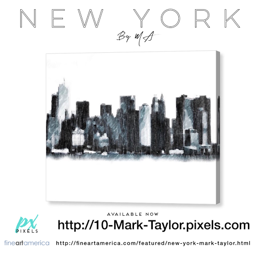 New York by Mark Taylor