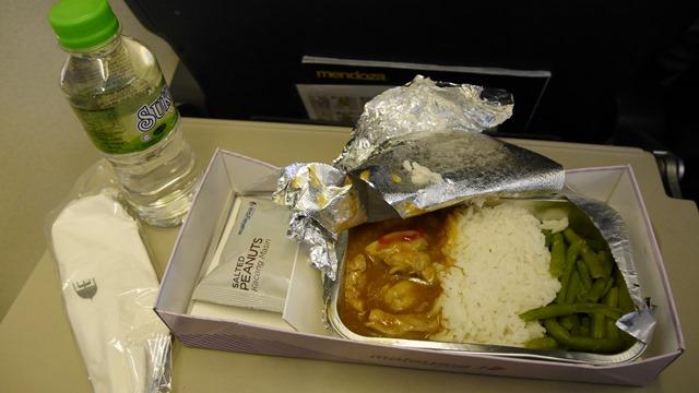 In flight meal untuk seat economy – MAS