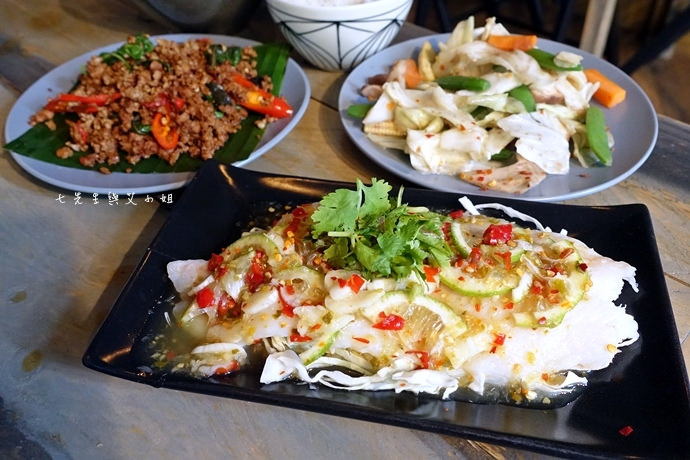 18 Dee 好得 泰國文化餐酒館 食尚玩家 隱身東區貳樓道地泰式料理