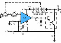 battery charger based on avr atmega 8535 electronic circuitthermal controlled battery charger