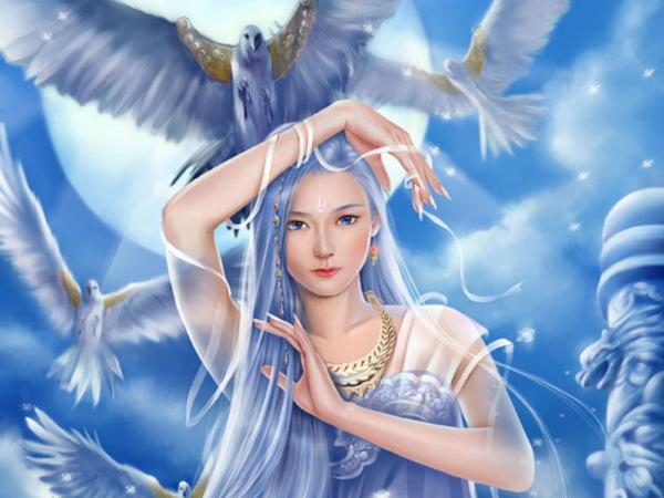 Dear Faery Of Nature, Fairies 4