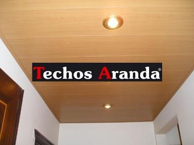 Oferta economica techos de aluminio para baños Madrid