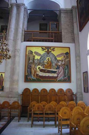 Héraklion (Ηράκλειο), intérieur de l'église Saint-Titus.