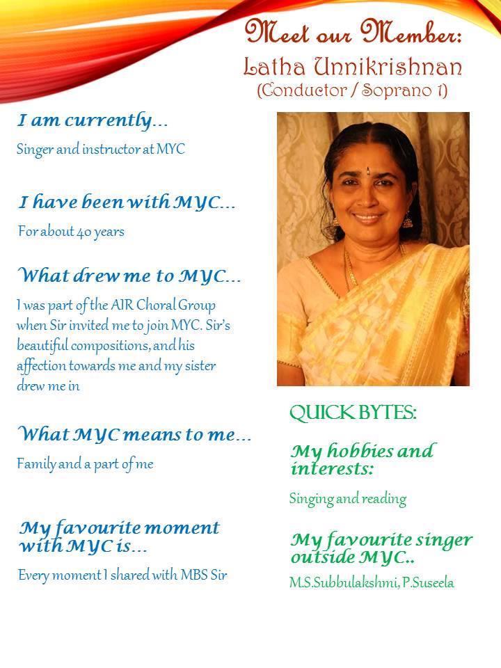 Latha Unnikrishnan