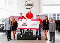 Nissan Argentina presenta a los ganadores de NISTEC 2015