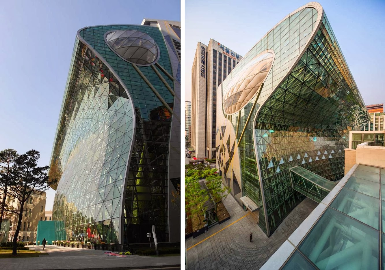 Seoul New City Hall by iArc Architects