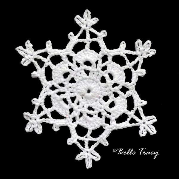 100 Free Crochet Snowflakes @ crochetreasures