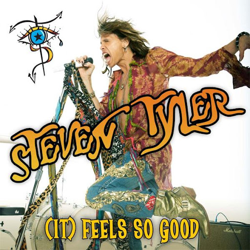 Ouça It Feels So Good primeiro single de Steven Tyler em carreira solo