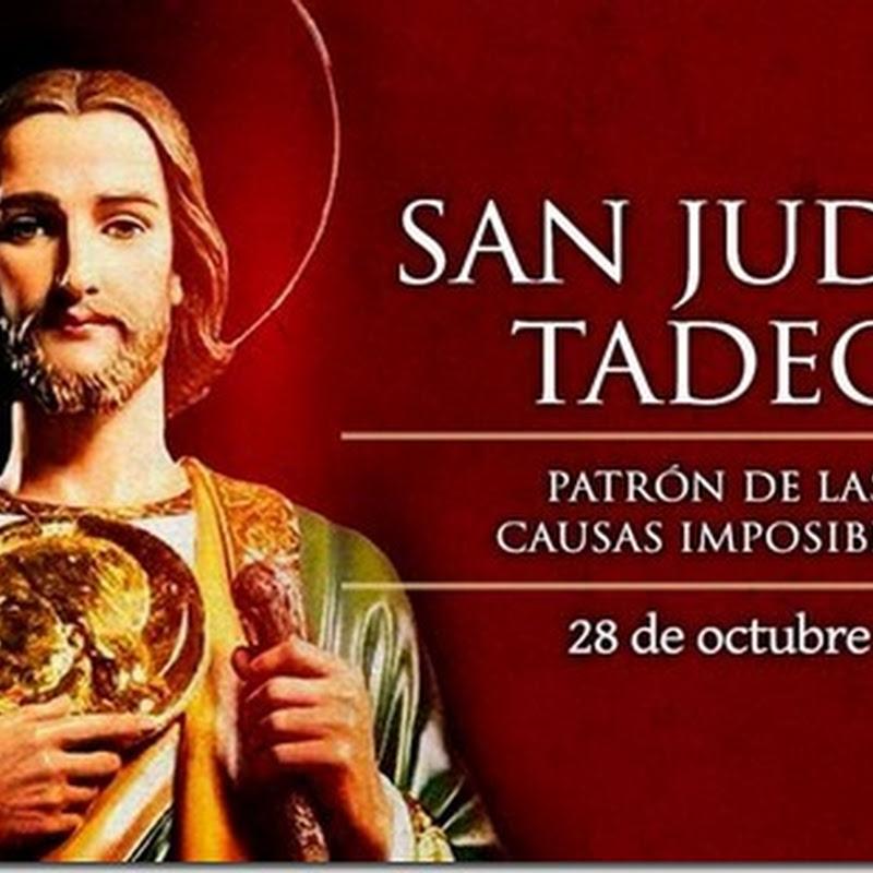 ORACIÓN PARA PEDIR TRABAJO A SAN JUDAS TADEO