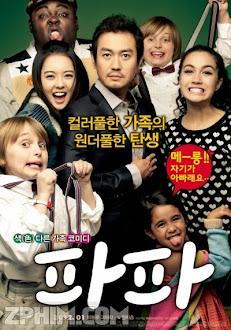 Người Cha Bất Đắc Dĩ - Papa (2012) Poster