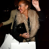WWW.ENTSIMAGES.COM -    Aisleyne Horgan Wallace    at         Fashion with Oui Friends in Harpenden Hertfordshire November 21st 2013                                           Photo Mobis Photos/OIC 0203 174 1069
